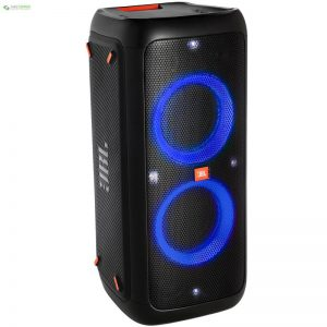 اسپیکر بلوتوثی قابل حمل جی بی ال مدل Party Box 300 JBL Party Box 300 Portable Bluetooth Speaker - 0