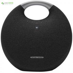 اسپیکر بلوتوثی قابل حمل هارمن کاردن مدل Onyx Studio 5 Harman Kardon Onyx Studio 5 Portable Bluetooth Speaker - 0