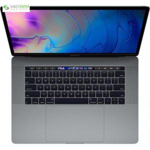 لپ تاپ 15 اینچی اپل مدل MacBook Pro MR952 2018 همراه با تاچ بار Apple MacBook Pro MR952 2018 With Touch Bar - 15 inch Laptop - 0