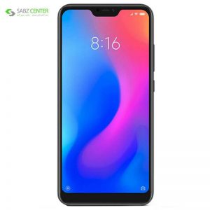 گوشی موبایل می مدل Mi A2 Lite ظرفیت 32 گیگابایت - 0