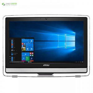 کامپیوتر همه کاره 21.5 اینچی ام اس آی مدل Pro 22ET 7NC MSI Pro 22ET 7NC - 21.5 inch All-in-One PC - 0