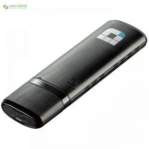 کارت شبکه USB بیسیم و دوباند دی-لینک مدل DWA-182 D-Link DWA-182 Wireless AC1200 Dual Band USB Adapter - 0