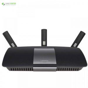 روتر دوبانده بیسیم AC1900 لینک سیس مدل EA6900-EK Linksys EA6900-EK Dual-Band Wireless AC1900 Router - 0