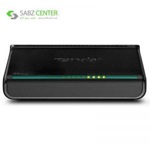 مودم-روتر تندا دی 810 آر Tenda ADSL 2+ Modem Router with 1-Port Switch D810R - 0
