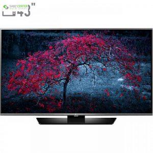 تلویزیون ال ای دی هوشمند ال جی مدل 43LF63000GI سایز 43 اینچ LG 43LF63000GI Smart LED TV 43 Inch - 0