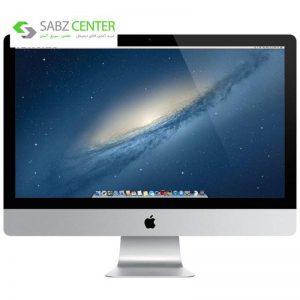کامپیوتر همه کاره 27 اینچی اپل iMac مدل ME088 2014 Apple New iMac ME088 2014 - 27 inch All-in-One PC - 0