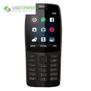 گوشی موبایل نوکیا مدل 210 دو سیم کارت Nokia 210 Dual Sim Mobile Phone - 0