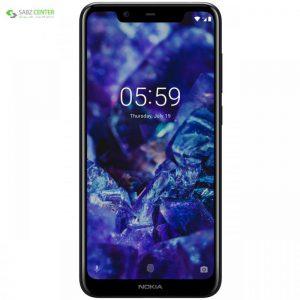 گوشی موبایل نوکیا مدل 5.1Plus دو سیم کارت ظرفیت ۳۲ گیگابایت Nokia 5.1plus Dual SIM 32GB Mobile Phone - 0