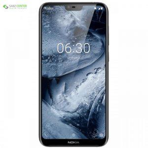 گوشی موبایل نوکیا مدل 6.1Plus دو سیم کارت ظرفیت ۶۴ گیگابایت Nokia 6.1Plus Dual SIM 64GB Mobile Phone - 0
