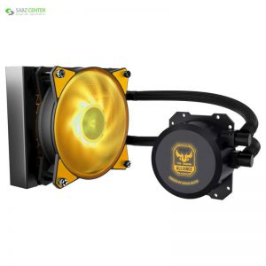 خنک کننده پردازنده کولر مستر مدل MasterLiquid ML120L RGB TUF Gaming Edition Cooler Master MASTERLIQUID ML120L RGB TUF GAMING EDITION Cpu Cooler - 0