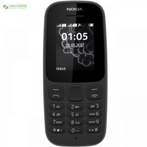 گوشی موبایل نوکیا مدل 105 (2017) دو سیم کارت Nokia 105 (2017) Dual SIM Mobile Phone - 0