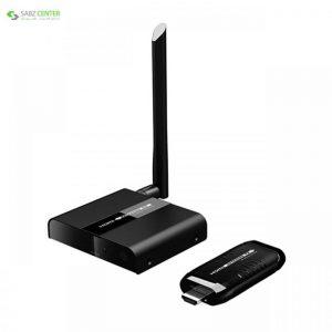 توسعه دهنده دانگلی بی سیم HDMI لنکنگ مدل LKV388Dongle Lenkeng LKV388Dongle Wireless Dongle extender - 0