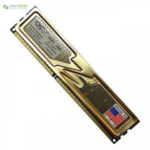 رم دسکتاپ DDR3 تک کاناله ۱۶۰۰ مگاهرتز CL۱۱ او سی زد مدل platinum ظرفیت ۴ گیگابایت - 0