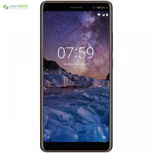 گوشی موبایل نوکیا مدل 1046-7Plus TA دو سیم کارت ظرفیت 64 گیگابایت Nokia 7 Plus TA-1046 Dual SIM 64GB Mobile Phone - 0