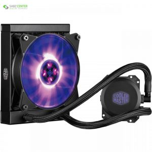 خنک کننده پردازنده کولر مستر مدل MasterLiquid ML120L RGB Cooler Master MasterLiquid ML120L RGB CPU Cooler - 0