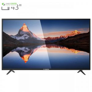 تلویزیون ایکس ویژن مدل 43XK570 سایز 43 اینچ X.Vision 43XK570 TV 43 Inch - 0