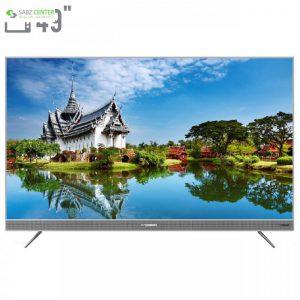 تلویزیون هوشمند ایکس ویژن مدل 49XTU725 سایز 49 اینچ X.Vision 49XTU725 Smart TV 49 Inch - 0