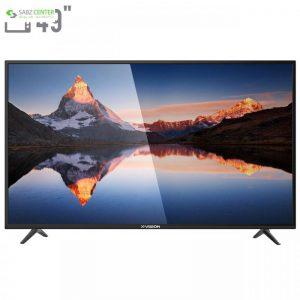 تلویزیون ایکس ویژن مدل 49XK560 سایز 49 اینچ X.Vision 49XK560 TV 49 Inch - 0