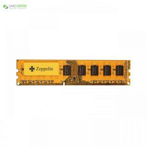 رم دسکتاپ DDR3 تک کاناله 1600 مگاهرتز زپلین مدلز ظرفیت 2 گیگابایت Zeppelin Modules DDR3 1600MHz Desktop RAM - 2GB - 0