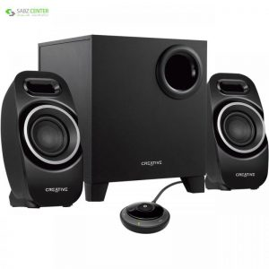 اسپیکر بی سیم بلوتوثی کریتیو مدل T3250 Creative T3250 2.1 Bluetooth Desktop Speakers - 0