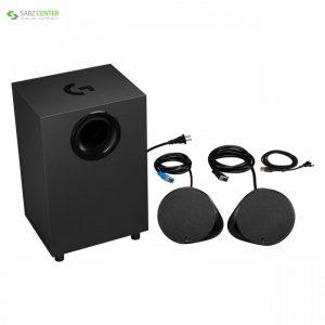 اسپیکر مخصوص بازی لاجیتک مدل G560 Logitech G560 Gaming Speakers - 0