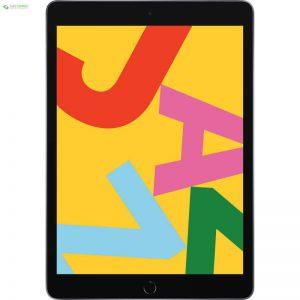 تبلت اپل مدل iPad 10.2 inch 2019 WiFi ظرفیت 128 گیگابایت Apple iPad 10.2 inch 2019 WiFi 128GB Tablet - 0