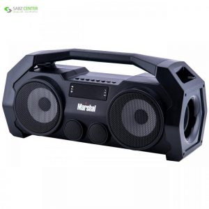 اسپیکر بلوتوثی قابل حمل مارشال مدل ME-1109 Marshal Bluetooth Portable ME-1109 Speaker - 0