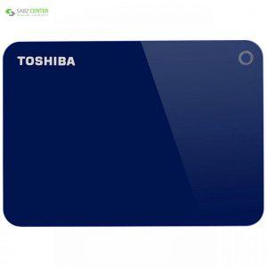 هارد اکسترنال توشیبا مدل Canvio Advance ظرفیت 2 ترابایت Toshiba Canvio Advance External Hard Drive 2TB - 0