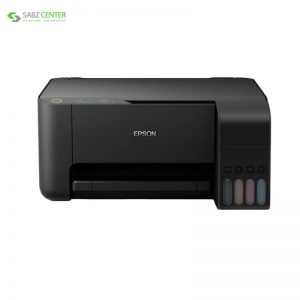 پرینتر چندکاره جوهرافشان اپسون مدل L3110 EPSON L3110 Multifunction Inkjet Printer - 0