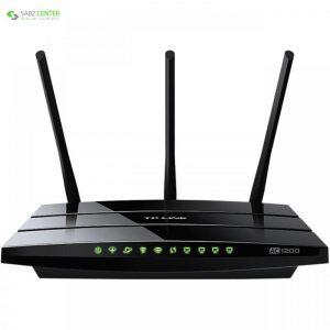 مودم روتر بی سیم VDSL/ADSL تی پی لینک مدل Archer VR400_V1 TP-LINK Archer VR400_V1 Wireless VDSL/ADSL Modem Router - 0