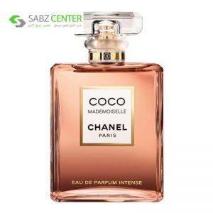ادو پرفیوم زنانه شانل مدل Coco Mademoiselle intense حجم 100 میلی لیتر Chanel Coco Mademoiselle intense Eau De Parfum For Women 100ml - 0