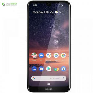 گوشی موبایل نوکیا مدل 3.2 دو سیم کارت با ظرفیت 16 گیگابایت Nokia 3.2 Dual SIM 16GB Mobile Phone - 0