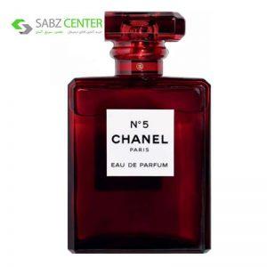 ادو پرفیوم زنانه شانل مدل N°5 Red Edition حجم 100 میلی لیتر - 0