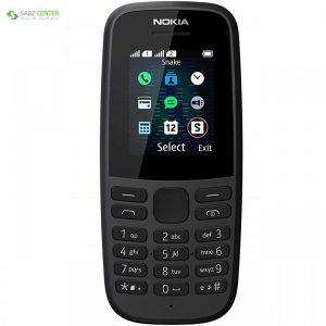 گوشی موبایل نوکیا مدل 105 - 2019 TA-1174 DS دو سیم کارت Nokia 105 - 2019 TA-1174 DS Dual SIM Mobile Phone - 0