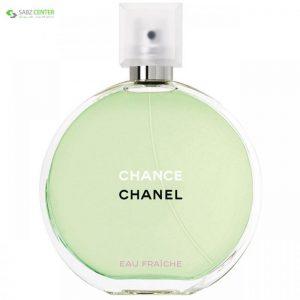 ادو تویلت زنانه شانل مدل Chance Eau Fraiche حجم 150 میلی لیتر Chanel Chance Eau Fraiche Eau De Toilette For Women 150ml - 0