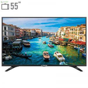 تلویزیون ال ای دی ایکس ویژن مدل 55XT530 سایز 55 اینچ - 0