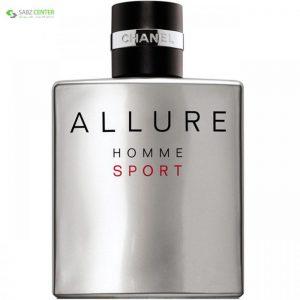 ادو تویلت مردانه شانل مدل Allure Homme Sport حجم 150 میلی لیتر Chanel Allure Homme Sport Eau De Toilette For Men 150ml - 0
