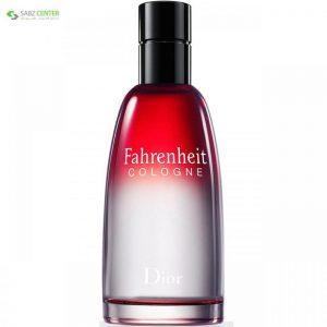 ادوکلن مردانه دیور مدل Fahrenheit Cologne حجم 125 میلی لیتر - 0