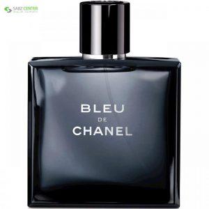 ادو پرفیوم مردانه شانل مدل Bleu de Chanel Eau de Parfum حجم 100 میلی لیتر - 0