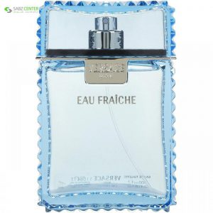 ادو تویلت مردانه ورساچه مدل Versace Man Eau Fraiche حجم 100 میلی لیتر - 0