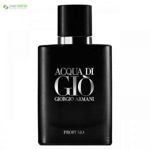 پرفیوم مردانه جورجیو آرمانی مدل Acqua Di Gio Profumo حجم 180 میلی لیتر - 0