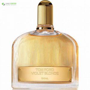 ادو پرفیوم زنانه تام فورد مدل Violet Blonde حجم 100 میلی لیتر - 0
