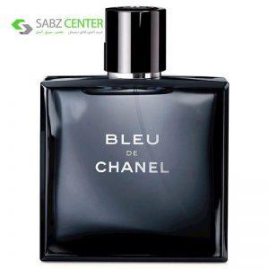 ادو تویلت مردانه مدل شانل Bleu de Chanel حجم 100 میلی لیتر - 0