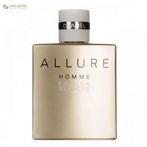 ادوپرفیوم مردانه شانل مدل Allure Homme Edition balache حجم 100 میلی لیتر - 0
