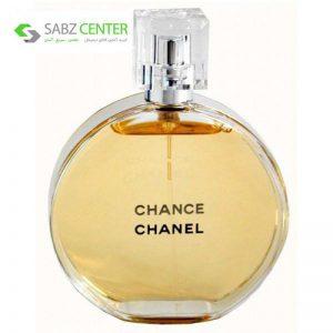 ادو تویلت زنانه شانل مدل Chance حجم 100 میلی لیتر Chanel Chance Eau De Toilette For Women 100ml - 0