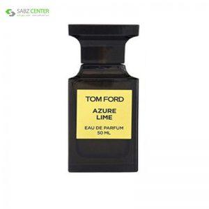 ادوپرفیوم مردانه تام فورد مدل Azure Lime حجم 50 میلی لیتر - 0