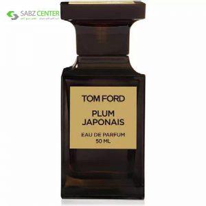 ادوپرفیوم زنانه تام فورد مدل Plum Japonais حجم 50 میلی لیتر - 0