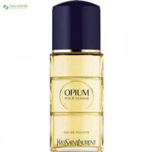 ادو تویلت مردانه ایو سن لوران مدل Opium Pour Homme حجم 100 میلی لیتر - 0