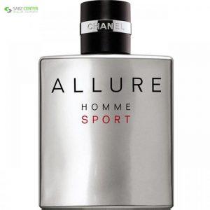 ادو تویلت مردانه شانل مدل Allure Homme Sport حجم 100 میلی لیتر - 0