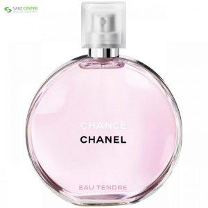 ادو تویلت زنانه شانل مدل Tendre حجم 100 میلی لیتر Chanel Tendre Eau De Toilette For Women 100ml - 0